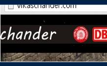 vikaschander.com