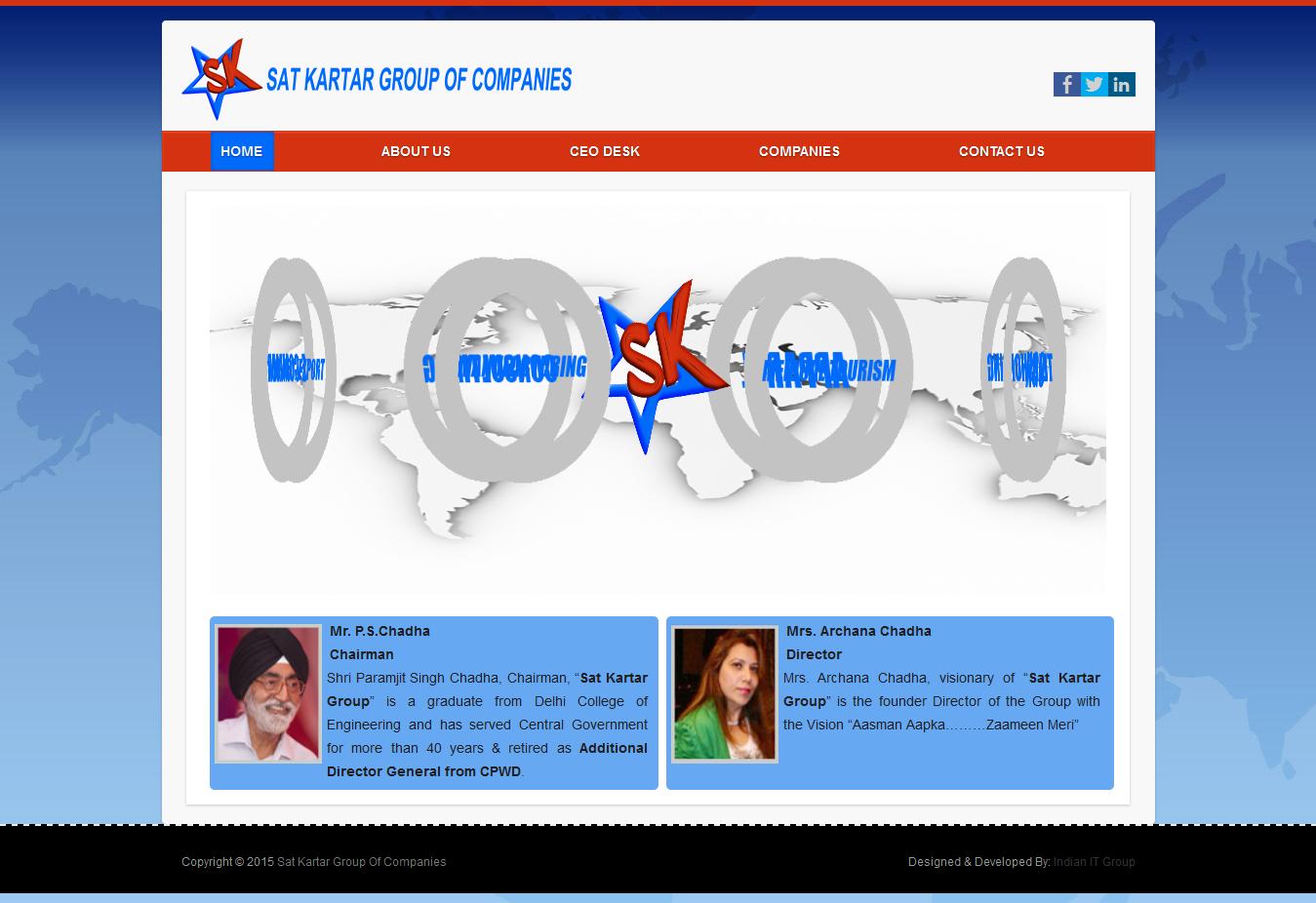 Sat Kartar Group Of Companies